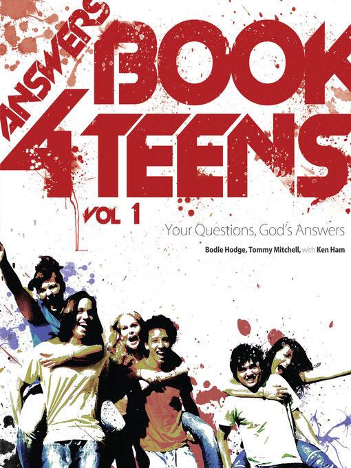 Answers Book for Teens eBook