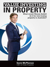 Value Investing in Property (eBook)