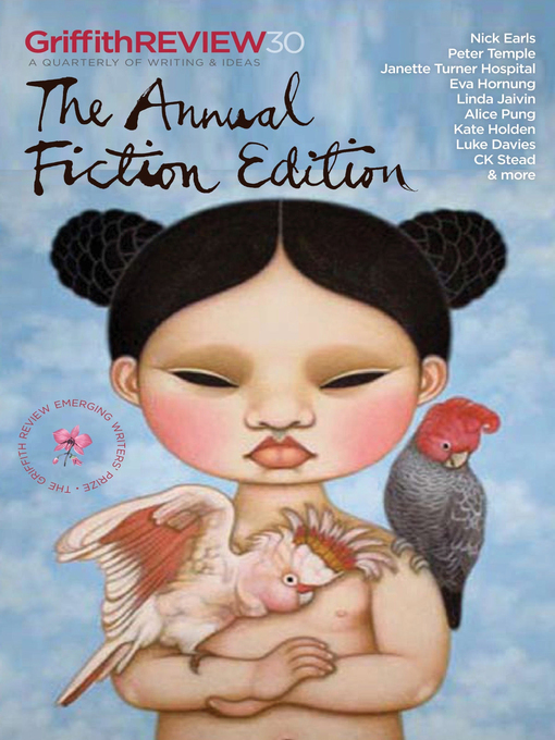 Griffith REVIEW, Volume 30 (eBook): The Annual Fiction Edition