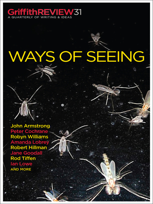 Griffith REVIEW, Volume 31 (eBook): Ways of Seeing