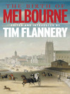 The Birth of Melbourne eBook