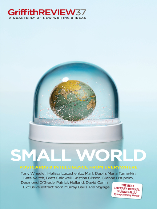 Griffith REVIEW 37 (eBook): Small World