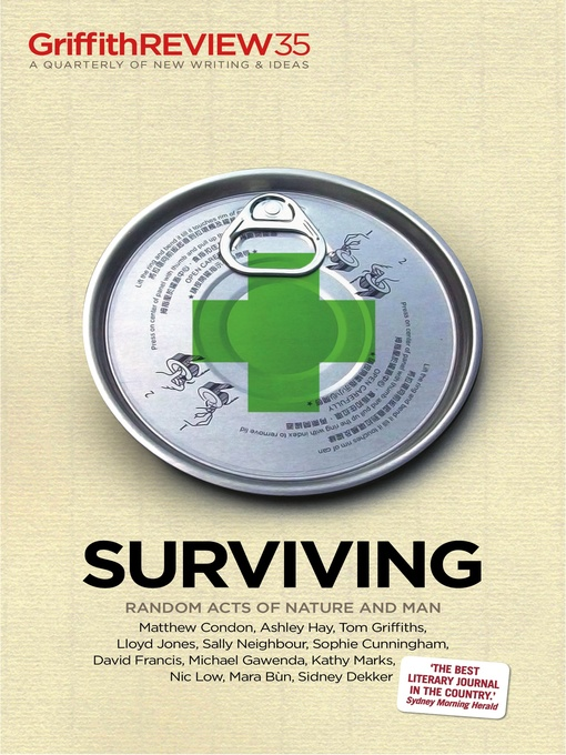 Griffith REVIEW, Volume 35 (eBook): Surviving