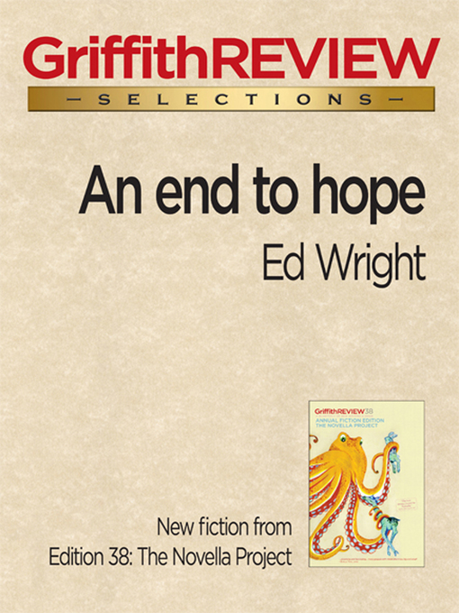 An End to Hope (eBook)