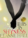 This is Shyness (eBook)