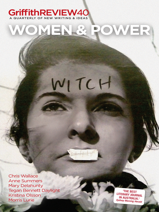 Women & Power (eBook): Griffith REVIEW 40