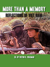 More Than a Memory (eBook): Reflections of Viet Nam
