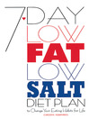 7-Day Low Fat/Low Salt Diet Plan (eBook)