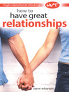 How to Have Great Relationships (eBook)
