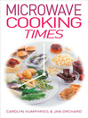 Microwave Cooking Times (eBook)