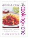 Quick & Easy Cooking for One (eBook)