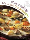 Slow Cooking Through the Seasons (eBook)