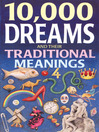 10,000 Dreams and Traditional Meanings (eBook)