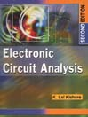 Electronic Circuit Analysis