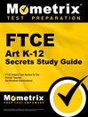FTCE Art K-12 Secrets Study Guide eBook