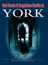 Foul Deeds and Suspicious Deaths in York (eBook)