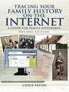 Tracing your Family History on the Internet (eBook): A Guide for Family Historians-
