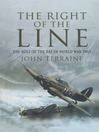 The Right of the Line (eBook): The Role of the RAF in WW