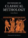 Dictionary of Classical Mythology (eBook)