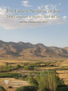 The Earliest Neolithic of Iran (eBook): 2008 Excavations at  Sheikh-E Abad and Jani