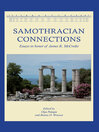 Samothracian Connections (eBook): Essays in Honor of James R. McCredie