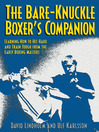 Bare-Knuckle Boxer's Companion (eBook)