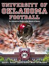 University of Oklahoma Football (eBook): An Interactive Guide to the World of Sports