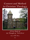 Content and Method in Christian Theology (eBook)