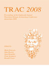 TRAC 2008 (eBook): Proceedings of the Eighteenth Annual Theoretical Roman Archaeology Conference, Amsterdam 2008