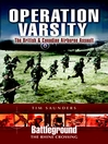 Operation Varsity (eBook): The British and Canadian Airborne Crossing of the Rhine