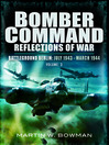 Bomber Command (eBook): Reflections of War, Volume 3: Battleground Berlin: July 1943 - March 1944