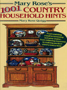 1001 Country Household Hints (eBook)