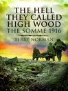 Hell They Called High Wood (eBook)