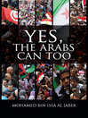 Yes, the Arabs Can Too (eBook)