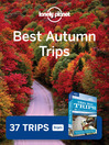 Best Autumn Trips (eBook)