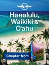 Honolulu-Waikiki-Oahu – Guidebook Chapter (eBook): Oahu Chapter from Hawaii Travel Guide Book