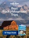 Best Rocky Mountain Trips (eBook): Chapter from USA's Best Trips, including Denver