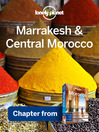 Marrakesh & Central Morocco – Guidebook Chapter (eBook)