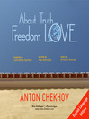 Short Stories by Anton Chekhov, Book 3 (MP3): About Truth, Freedom and Love