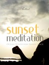 Sunset Meditation (MP3): Ocean Waves for Inner Peace