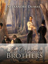 The Corsican Brothers (eBook)