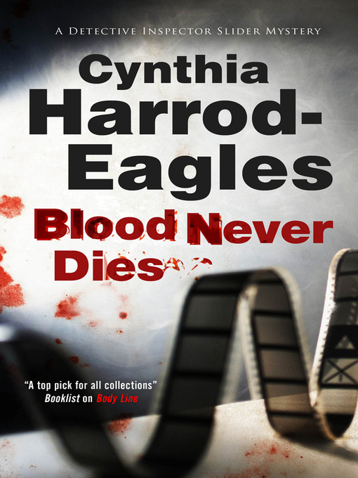 Blood Never Dies (eBook): Bill Slider Mystery Series, Book 15