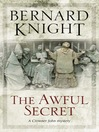 The Awful Secret (eBook)