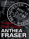 Thicker Than Water (eBook)
