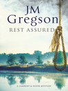 Rest Assured (eBook): A modern police procedural set in the heart of the English countryside