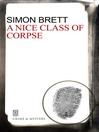 Nice Class of Corpse (eBook): Mrs. Pargeter Series, Book 1