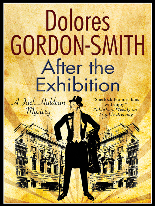 After the Exhibition (eBook): A Jack Haldean 1920s Mystery