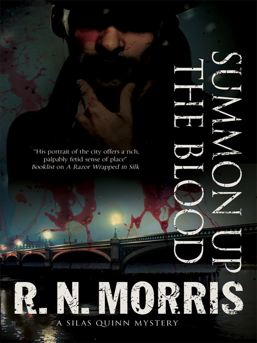Summon Up the Blood (eBook): Silas Quinn Mystery Series, Book 1