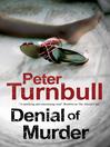 Denial of Murder (eBook): A Harry Vicary police procedural