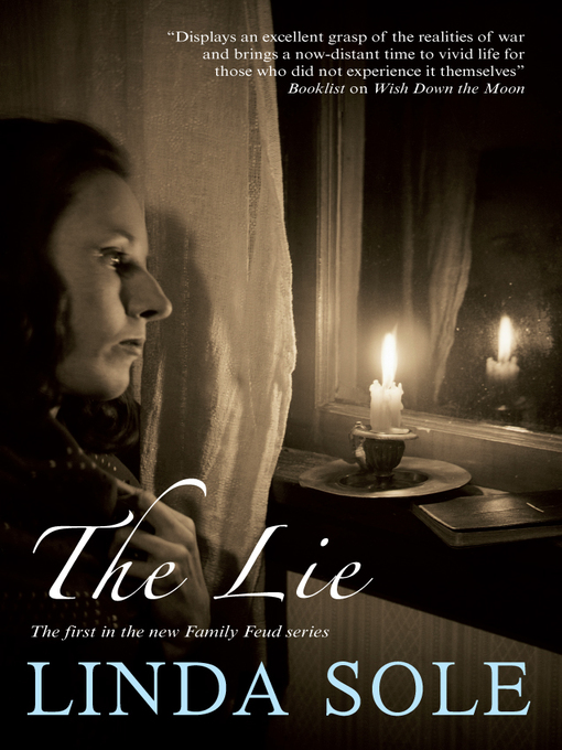 The Lie (eBook): Family Feud Series, Book 1
